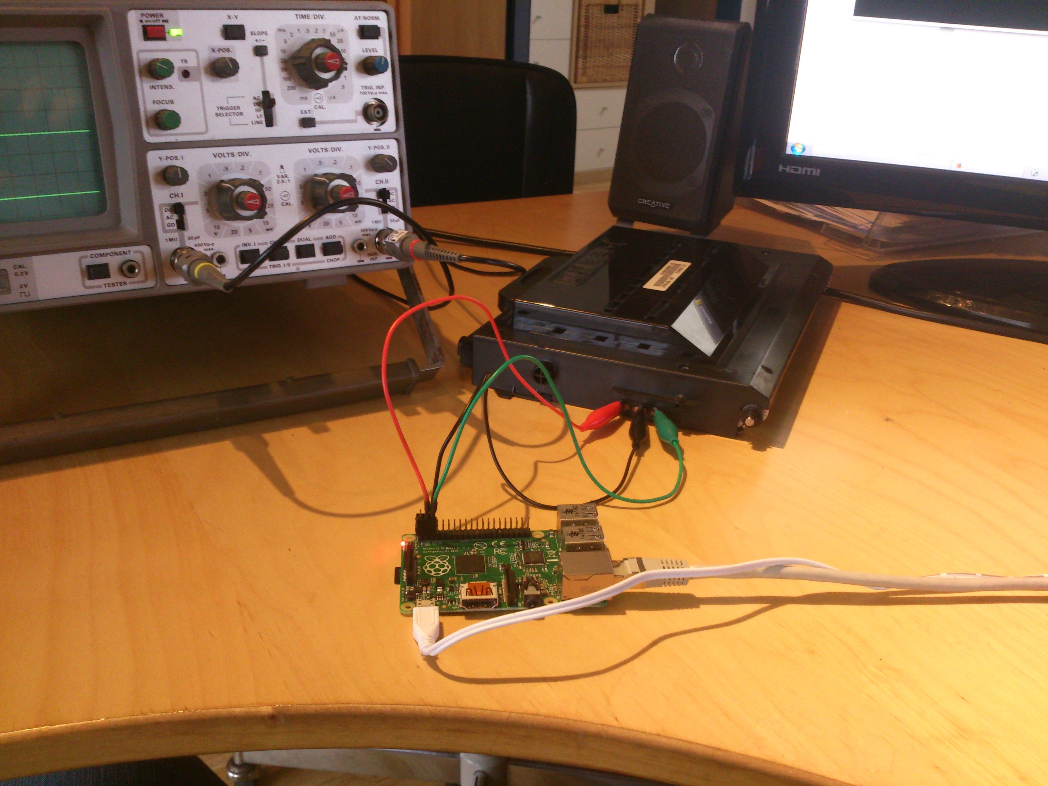 SPEER – Samsung Printer EEprom Resetter for Raspberry Pi — netzgewitter